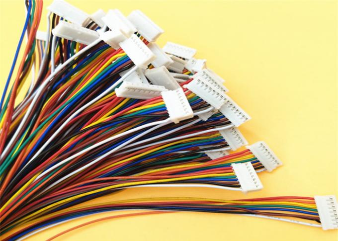 Molex 8 Pin 87439 Pico - SPOX Custom Wire Harness Wire To Board House Crimp Connector