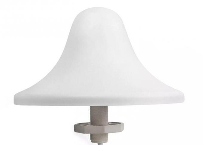 806 To 960/1710 To 2500 Low Profile 360 Degree Coverage Omni Ceiling Antenna