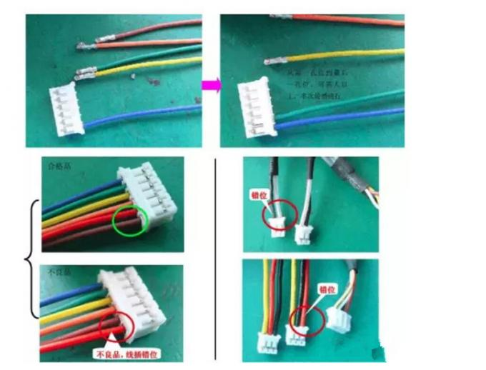 Wiring Harness Assembly Work Instruction