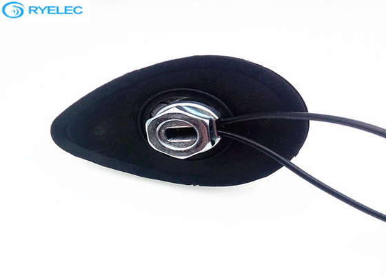 Shark Fin Combined Screw GSM GPRS Antenna SMA Male To BNC Male Connector