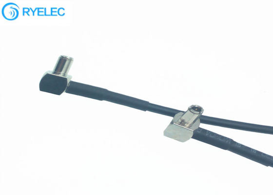 700-2700 MHZ High Gain 4G Mimo Antenna With TS-9 Nickel Plating Connectors