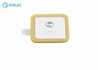Dielectric Patch Passive GPS Antenna  , Black / White High Gain GPS Antenna supplier