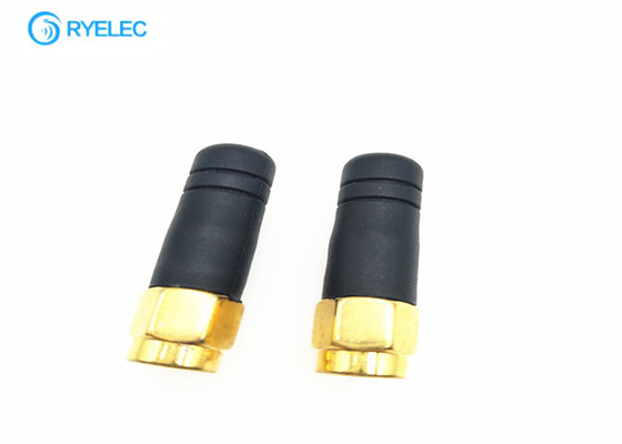 External Bluetooth Small Indoor WIFI Antenna Router Rubber Duck Antenna With Sma Male supplier