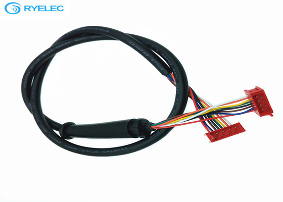 Micro-Match 4 Position Board Connector Micro-Match 4 Position Plug 2205112-2 Ribbon Cable 4 Positions 2205112-2 Pack of 20