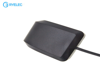 1575.42mhz GPS GlONASS Antenna Ceramic Tracking Magnetic Mount External Antenna Sma Male supplier
