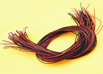 500mm Jst Cable Mini Micro Sh 1.0 2- Pin 2 Pin Jst Connector With Wires Cables To 3mm Tinned supplier