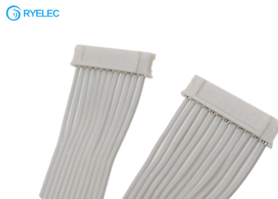 12pin Jst PH2.0 To PH-12p 2.0mm With AWM UL2468 24awg Loom Flat Ribbon Cable supplier