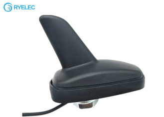 Shark Fin Screw Mount Waterproof 2.4 Ghz Wifi Antenna Outdoor Roof Mount With Sma Male supplier