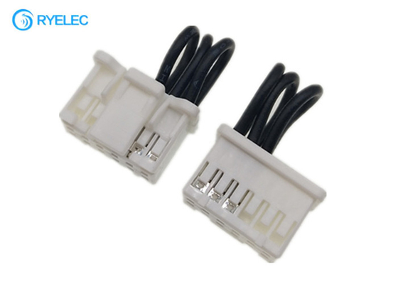 PUDP-12V-S 12 Pin JST 2.0mm Connector Extension Cable With 24 Awg 1007 supplier
