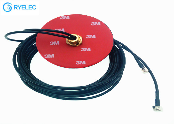 700-2700 MHZ High Gain 4G Mimo Antenna With TS-9 Nickel Plating Connectors supplier