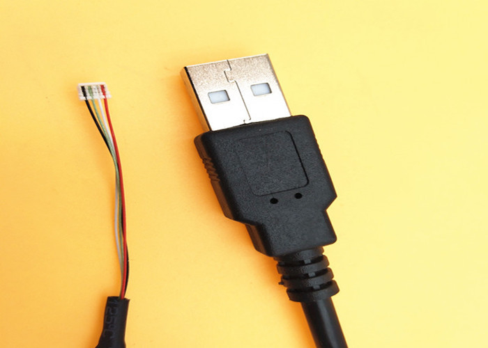 Usb A Plug To 4 Pin 0.8mm Pitch Jst Sur 4 Crimp Connector Cable Harness  Pin Harness on