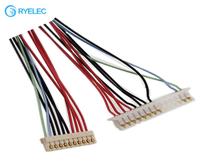 Aces 91209-01011 to Gold-plated Crimping Connector Molex 51021-1400 on