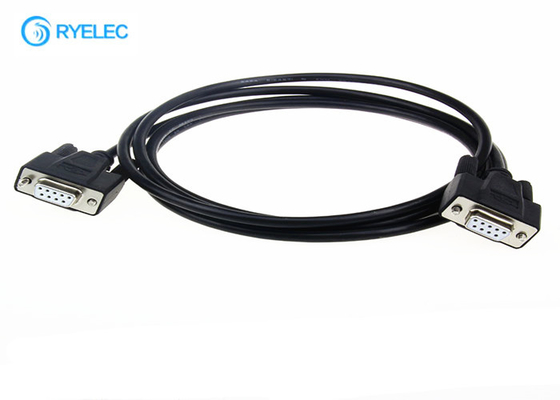 China Laptop / Computer Custom Cable Assemblies Molding D - Sub Connector Available factory