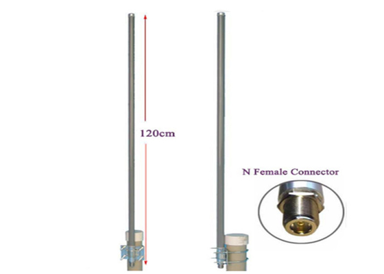 China Screw Mount 433mhz High Gain Antenna , UHF N-K Connector 433mhz Transmitter Antenna factory
