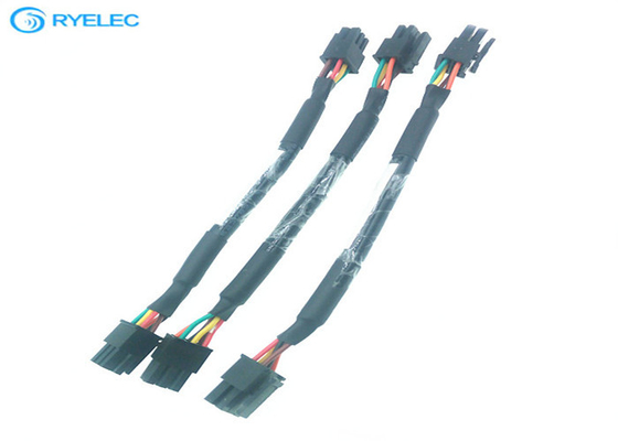 China MOLEX 43025-0600 22AWG Custom Cable Assemblies 3.0mm Pitch Connector factory
