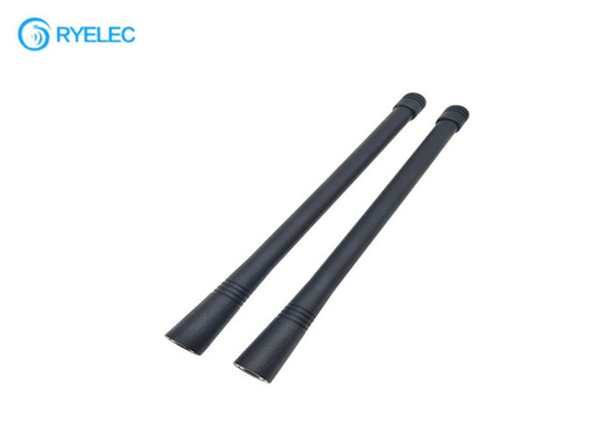 160mm Flexible Soft High Gain Rubber Duck Antenna 868MHz 915MHz Diameter 6.2mm
