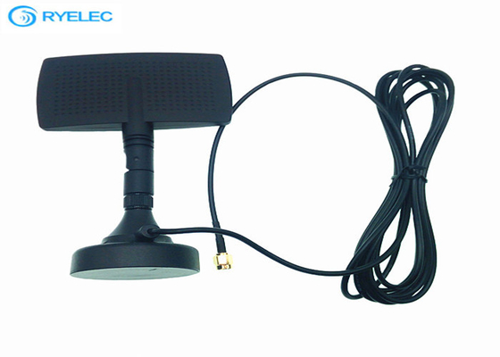China 8DBi Indoor Directional Radar Antenna With Magntic Base , High Performance SMA Connector factory