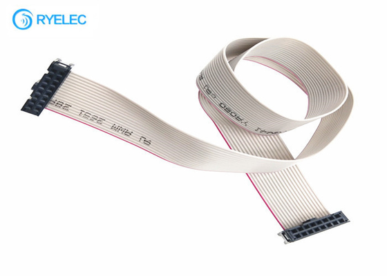 FC - 16P IDC 16 Pin To FC -16P Hard Drive Extension Wire Flat Ribbon Cable
