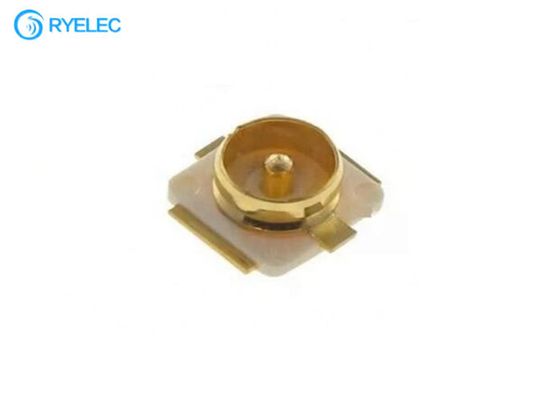 Smt Rf I - Pex Terminal Connector UFl Adapter Ipex / Mhf Female Male Connector
