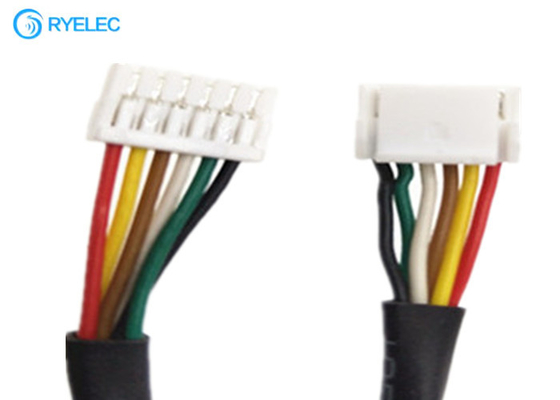 28AWG PVC Jacket Custom Wire Harness Crimping / Pressing Type Available