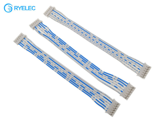 PH To PH 2.0mm Pitch Flat Ribbon Cable Assembly 6p To 6pin Connector For Led Screen