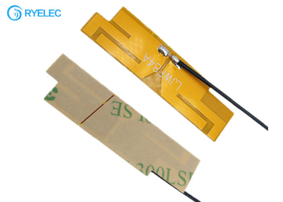 China 4dbi 5GHz Indoor WIFI Antenna Flexible Stick Fpc Internal Patch Antenna factory